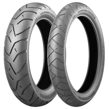 Picture of Bridgestone A40 PAIR DEAL 120/70R19 + 170/60R17 *FREE*DELIVERY* SAVE $205