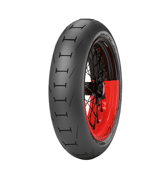 Picture of Metzeler Racetec SuperMotard K2 (M) 165/55R17 Rear