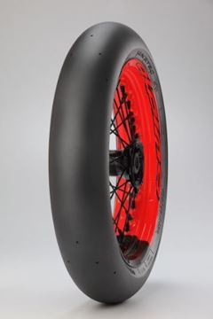 Picture of Metzeler Racetec SuperMotard K1 (S) 125/80R420 Front