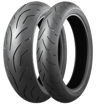 Picture of Bridgestone S20 EVO PAIR DEAL 110/70R17 140/70R17 *FREE*DELIVERY* SAVE $115