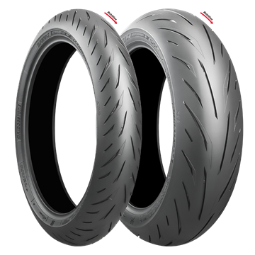 Picture of Bridgestone S22 PAIR DEAL 120/70ZR17 + 160/60ZR17 *FREE*DELIVERY* *SAVE*$70*