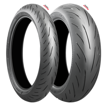 Picture of Bridgestone S22 PAIR DEAL 120/70ZR17 + 180/55ZR17 *FREE*DELIVERY*  *SAVE*$65*