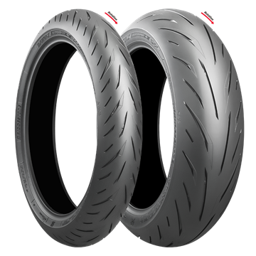 Picture of Bridgestone S22 PAIR DEAL 120/70ZR17 + 200/55ZR17 *FREE*DELIVERY*  *SAVE*$65*