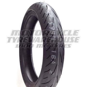 Picture of Bridgestone S22 120/70ZR17 Front