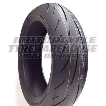 Picture of Bridgestone S22 190/55ZR17 Rear