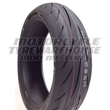 Picture of Bridgestone S22 160/60ZR17 Rear