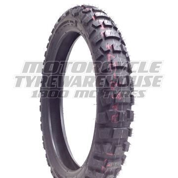 Picture of Bridgestone AX41 Adventurecross 110/80B19 Front
