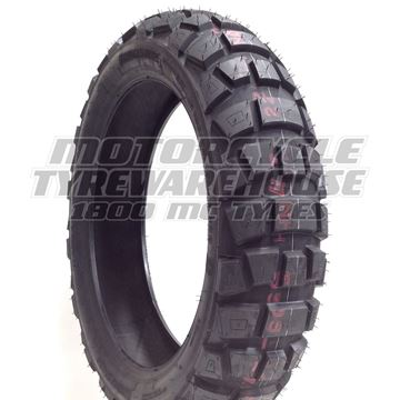 Picture of Bridgestone AX41 Adventurecross 140/80B17 Rear