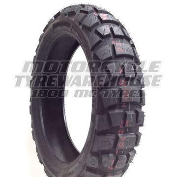 Picture of Bridgestone AX41 Adventurecross 150/70B17 Rear