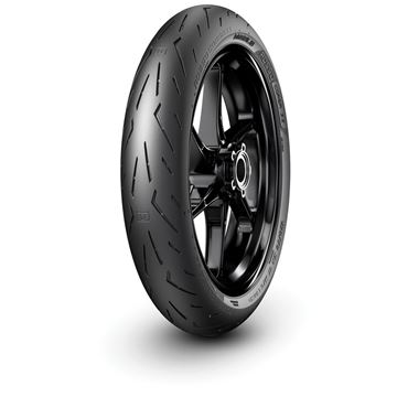 Picture of Pirelli Rosso Corsa II 90/80-17 Front/Rear
