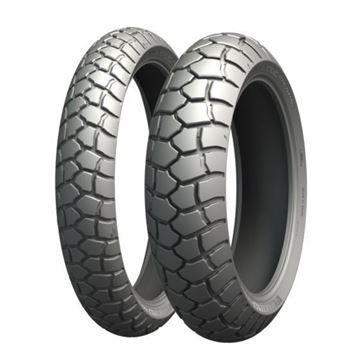 Picture of Michelin Anakee Adventure PAIR DEAL 110/80R19 + 150/70R17 *FREE*DELIVERY*