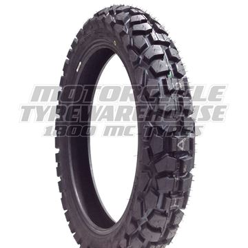 Picture of Dunlop D605 120/80-18 Rear