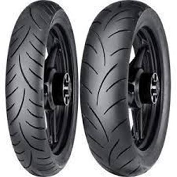 Picture of Mitas MC50 PAIR DEAL 110/70-17 + 140/70-17 *FREE*DELIVERY*