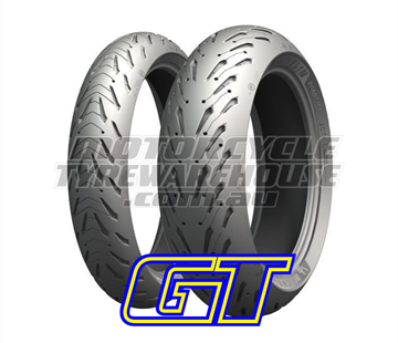 Picture of Michelin Road 5 GT PAIR DEAL 120/70-17 + 190/55-17 *FREE*DELIVERY*