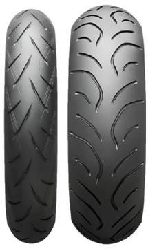 Picture of Bridgestone S21F +T30R EVO PAIR DEAL 120/70ZR17 + 190/50ZR17 *FREE*DELIVERY*
