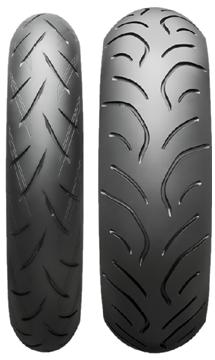Picture of Bridgestone S21F + T30R EVO PAIR DEAL 120/70ZR17 + 190/50ZR17 *FREE*DELIVERY*