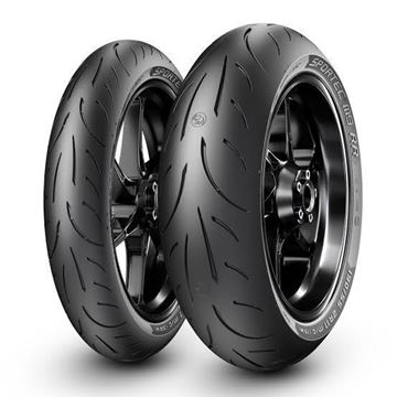 Picture of Metzeler Sportec M9RR PAIR DEAL 120/70ZR17 + 180/55ZR17 FREE DELIVERY *SAVE*$65*