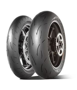 Picture of Dunlop D212 GP PRO PAIR DEAL 120/70ZR17 (3) + 190/55ZR17 (3) Rear *FREE*DELIVERY* *SAVE*$175*