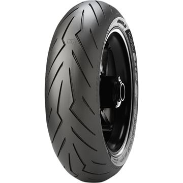 Picture of Pirelli Diablo Rosso III 240/45ZR17 Rear