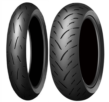 Picture of Dunlop SPORTMAX ALPHA 14Z + GPR300 PAIR DEAL 120/70ZR17 + 190/50ZR17 *FREE*DELIVERY*