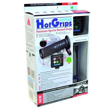 Picture for category Oxford Heated Grips