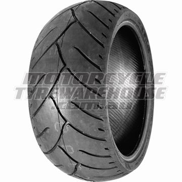 Picture of Dunlop Elite 3 240/40R18 Rear