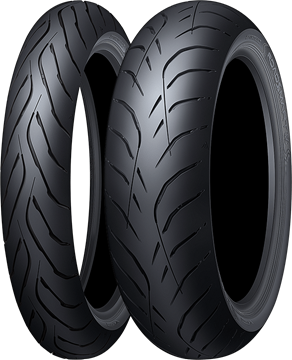 Picture of Dunlop Roadsmart IV PAIR 120/70ZR17 + 160/60ZR17 *FREE*DELIVERY* SAVE $50