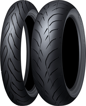 Picture of Dunlop Roadsmart IV PAIR 120/70ZR17 + 180/55ZR17 *FREE*DELIVERY* SAVE $50