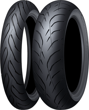Picture of Dunlop Roadsmart IV PAIR 120/70ZR17 + 190/55ZR17 *FREE*DELIVERY* SAVE $50