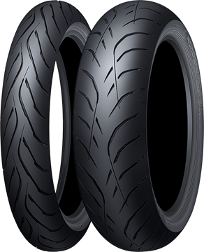 "Picture of Dunlop Roadsmart IV ""GT"" PAIR 120/70ZR17 + 180/55ZR17 *FREE*DELIVERY* SAVE $55"