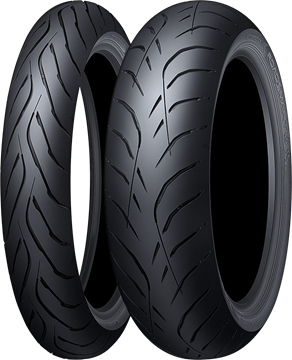 "Picture of Dunlop Roadsmart IV ""GT"" PAIR 120/70ZR17 + 190/50ZR17 *FREE*DELIVERY* SAVE $55"