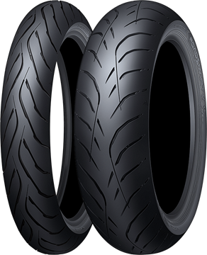 "Picture of Dunlop Roadsmart IV ""GT"" PAIR 120/70ZR17 + 190/55ZR17 *FREE*DELIVERY* SAVE $55"