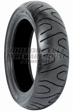 Picture of Black Adder F-806 130/70-12 (4 ply) Universal