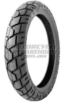 Picture of Shinko E705 110/80R19 Front