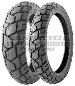 Picture of Shinko E705 90/90-21 + 130/80-17 PAIR DEAL *FREE*DELIVERY*