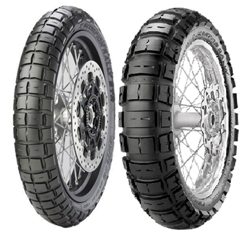 Picture of Pirelli Scorpion Rally PAIR DEAL 120/70R19 RALLY STR + 170/60R17 RALLY *SAVE*$145* *FREE*DELIVERY*