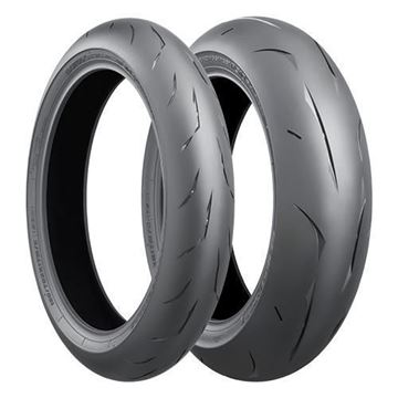 Picture of Bridgestone RS10 PAIR DEAL 120/70ZR17 + 190/50ZR17 *FREE*DELIVERY* SAVE $255
