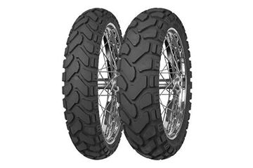 Picture of Mitas E07+ DAKAR PAIR 110/80B19 + 140/80B17 *FREE*DELIVERY* *SAVE*$40*