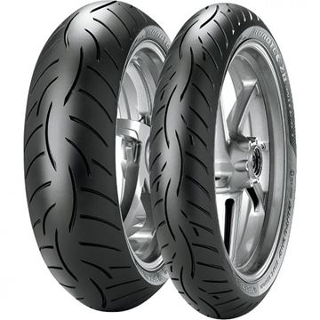 Picture of Metzeler Roadtec Z8 PAIR DEAL 120/70-17 + 160/60-17 *FREE*DELIVERY*