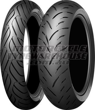 Picture of Dunlop PAIR DEAL - Roadsmart III 120/70ZR17 Front + GPR300 190/50ZR17 Rear *FREE*DELIVERY* SAVE $150
