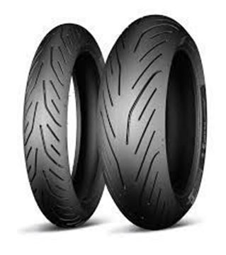 Picture of Michelin Pilot Power 3 PAIR DEAL 120/70ZR17 + 240/45ZR17 *FREE*DELIVERY*