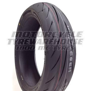 Picture of Bridgestone S22 140/70R17 Rear
