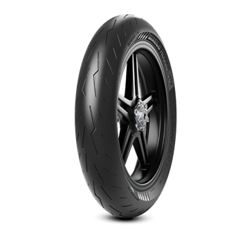 Picture of Pirelli Rosso IV 120/70ZR17 Front