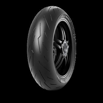 Picture of Pirelli Rosso IV 180/55ZR17 Rear