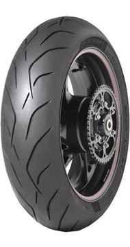 Picture of Dunlop Sportsmart MK3 180/55ZR17 Rear